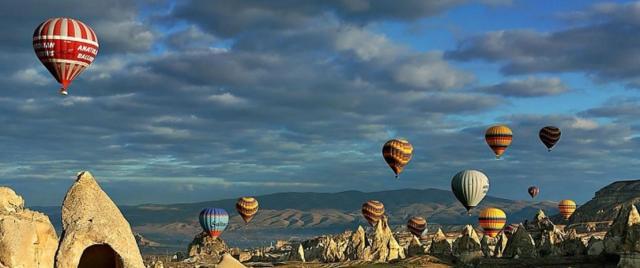 Kapadokya Travel Guide